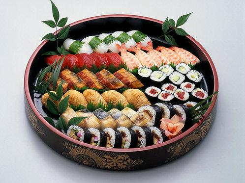 寿司盛り合せ 5人盛