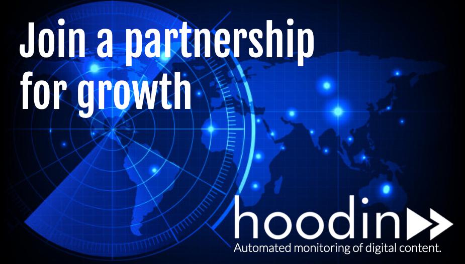 Stark start på årets första vecka med fem nya parters för Hoodin