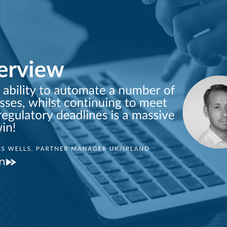 Interview with Nicholas Wells - Pharma expert and new team member
