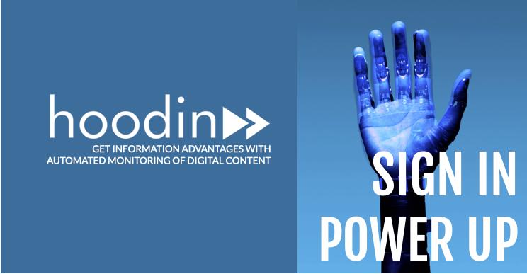Hoodin kommer under 2021 bli tillgänglig för self service och enskilda användare