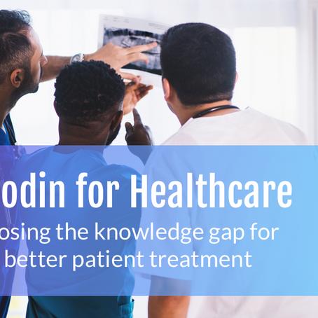 Hoodin lanserar ny lösning för healthcare