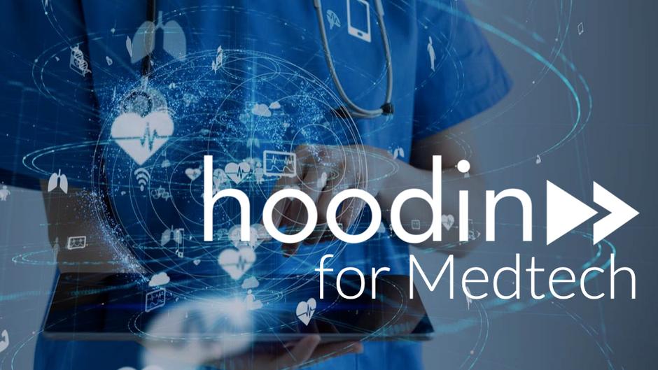 Hoodin tecknar partneravtal med två ledande experter och rådgivare inom Medtech