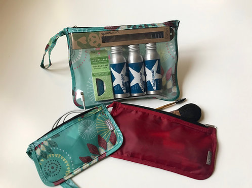 Waste-free Travel Kit