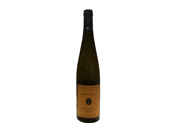Pinot gris Grand Cru Zotzenberger