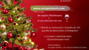 Sapins & Vins de fêtes à Schiltigheim