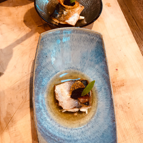 a little fish dish