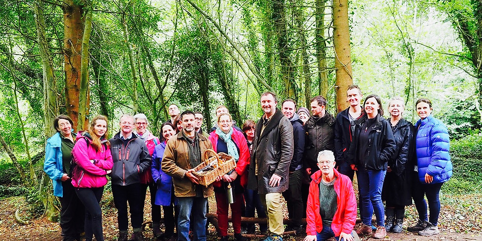 The Forest Trail (€75)  Sunday 25th March  2018