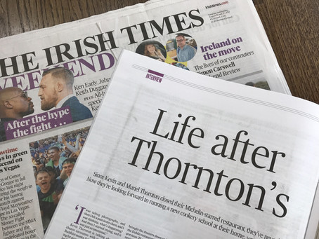 LIFE AFTER THORNTON'S...