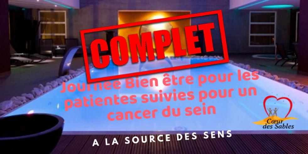 """Journée Spéciale """"Bien-être"""" à la Source des Sens (COMPLET)"""