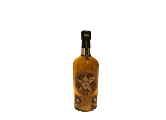 Whisky double fut N°8 (vol 40%)