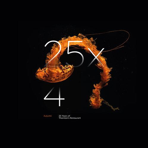 25x4 Autumn Vinyl Album (Spoken Word)
