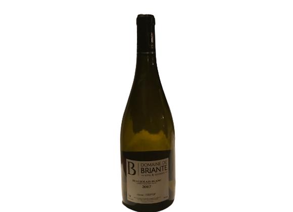 "Beaujolais Blanc ""Briante"" 2017"