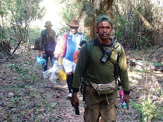 Forest Guard patrol in NKSNP.jpg
