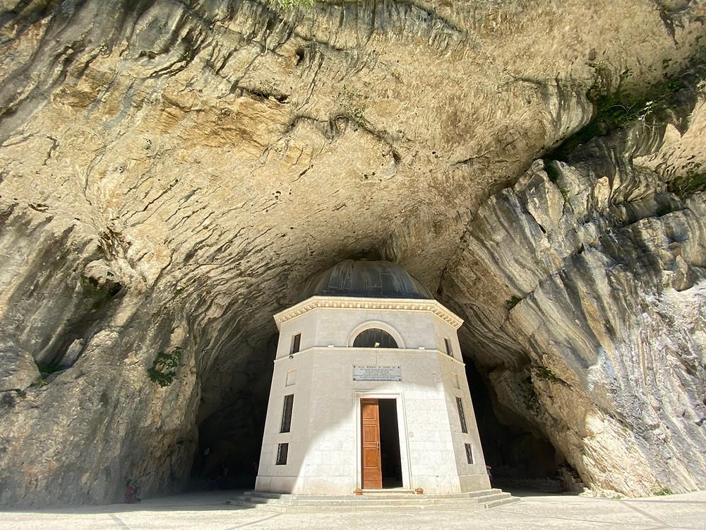 Tempio del Valadier - Marche