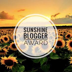 Sunshine Blogger Award 2020: Premio a passione e creatività!