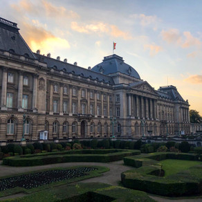 Getting into international Brussels
