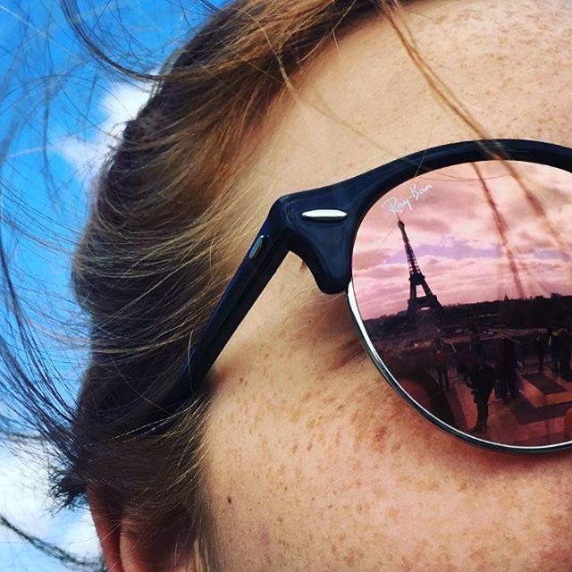 Paris dans les yeux 🌷 #paris #toureiffe
