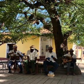 On the Rhythm of Cuba