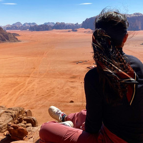 Wadi Rum: The Valley of the Moon