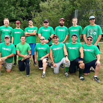 Men's Church Softball League