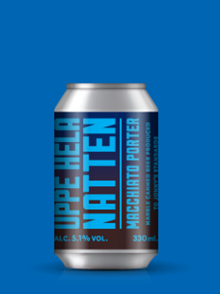 Marble Brewery - Uppe Hela Natten 330ml Can