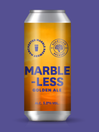 Marble Brewery- Marble-Less 500ml Can