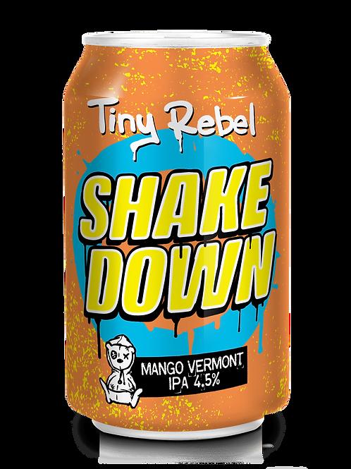Tiny Rebel - Shake Down