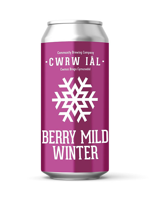 Cwrw Ial - Berry Mild Winter