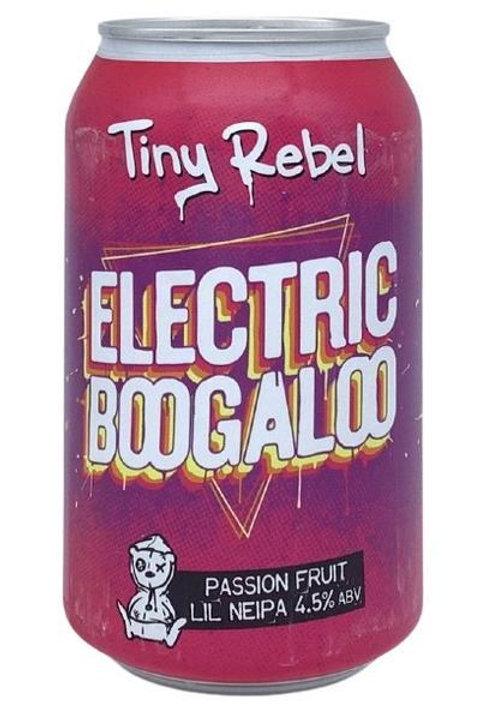 Tiny Rebel - Electric Boogaloo