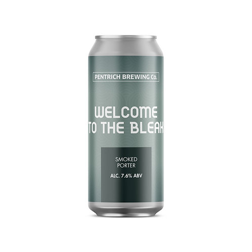 Pentrich Brewing Co - Welcome the the Bleak