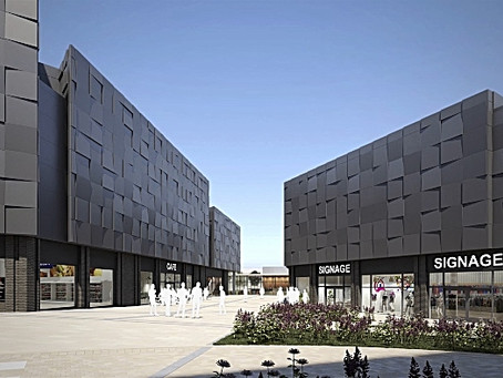 Response to Planning - Crewe Town Centre