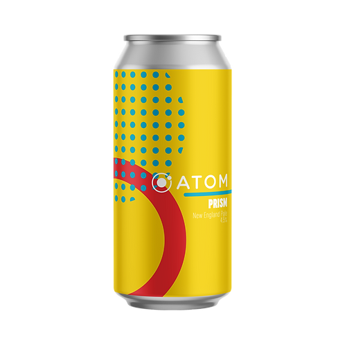 Atom Beers Prism – New England Pale – 4.5% – 440ml