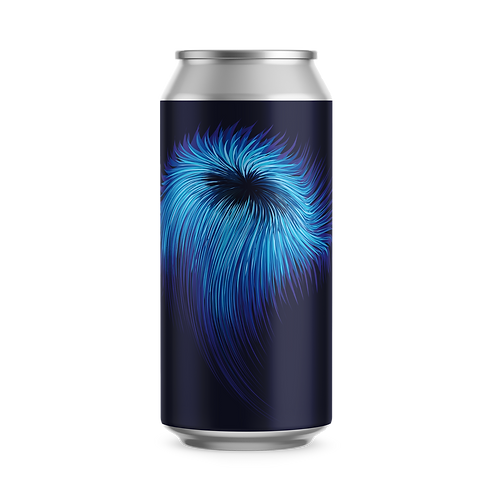 Atom Beers - COLD FUSION Coconut Black IPA 6.8%