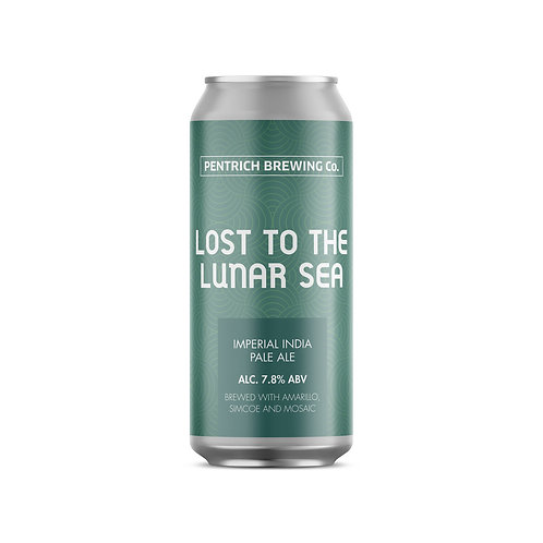 Pentrich Brewing Co -  Lost to the Lunar Sea