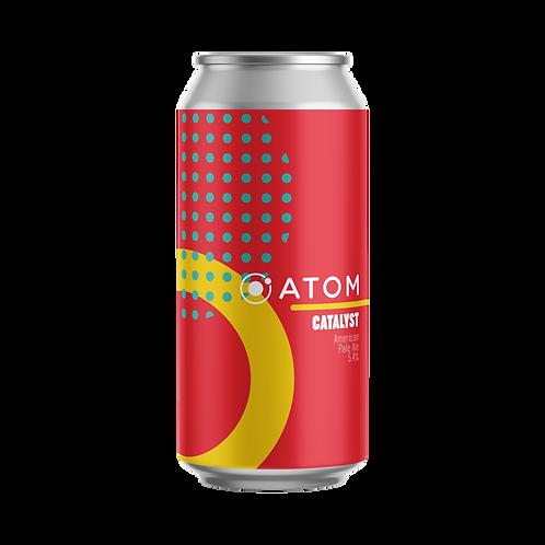Atom Beers - Catalyst – 5.4% American Pale Ale