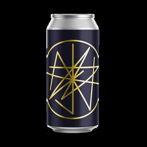 Atom Beers Convex Geometry – Rum & Raisin Brown – 6.0% – 440ml