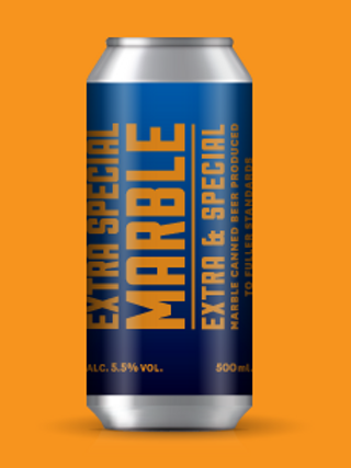 Marble Brewery - Extra Special Marble 500ml Can