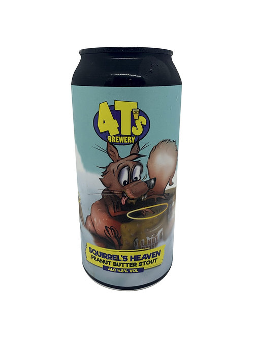 4t's - Squirrels Heaven  - 4.8% 440ml cans