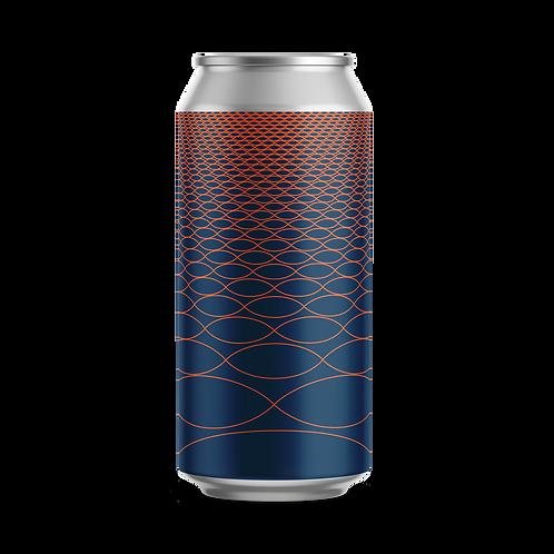 Atom – Oscillations – Blueberry IPA – 5.8% – 440ml