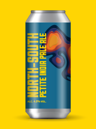 Marble Brewery - North-South 500ml Can