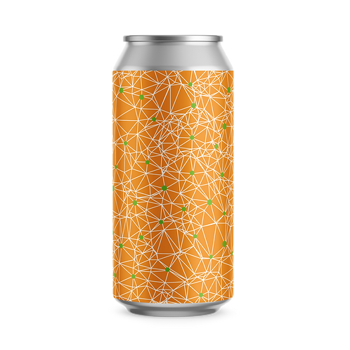 Atom Beers Synapse – Peach and Kiwi Sour – 6.0% – 440ml