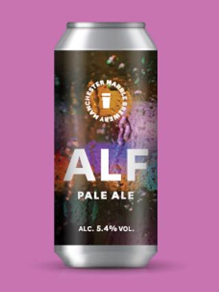 Marble Brewery - ALF Amundsen Hazy IPA 500ml Can