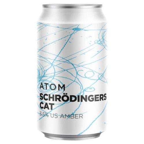 Atom Beers Schrodinger's Cat – Bitter – 3.5% – 330ml