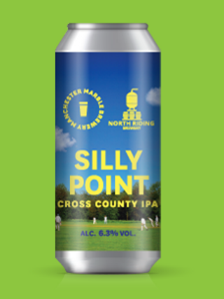 Marble Brewery - Silly Point 500ml Can