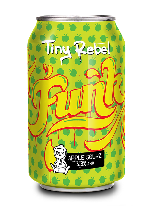 Tiny Rebel - Funk Apple Sours
