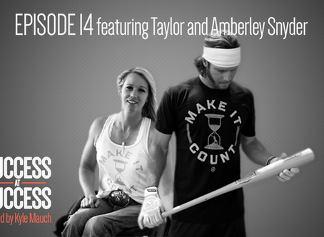EP. 14 | Amberley Snyder and Taylor Snyder - Success at Success Podcast
