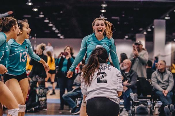 Oregon Premier Volleyball Club in Portla