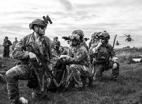 Unconventional Deterrence in Europe: The Role of Army Special Operations in Competition Today