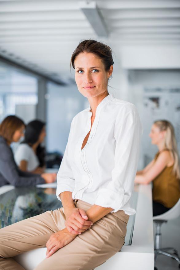 Coach y consultor especializado en Ejecutivas Embarazadas