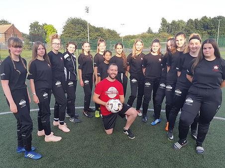 PNS U-16 Girls Team